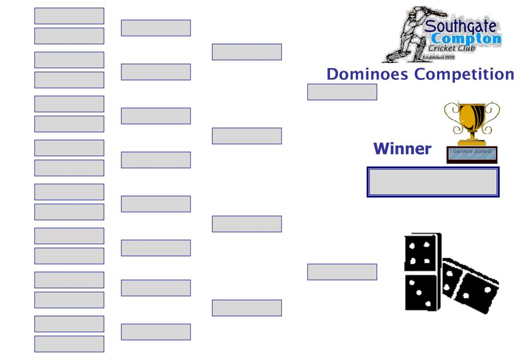 Dominoes Competition
