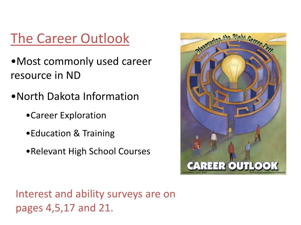 The Career Outlook