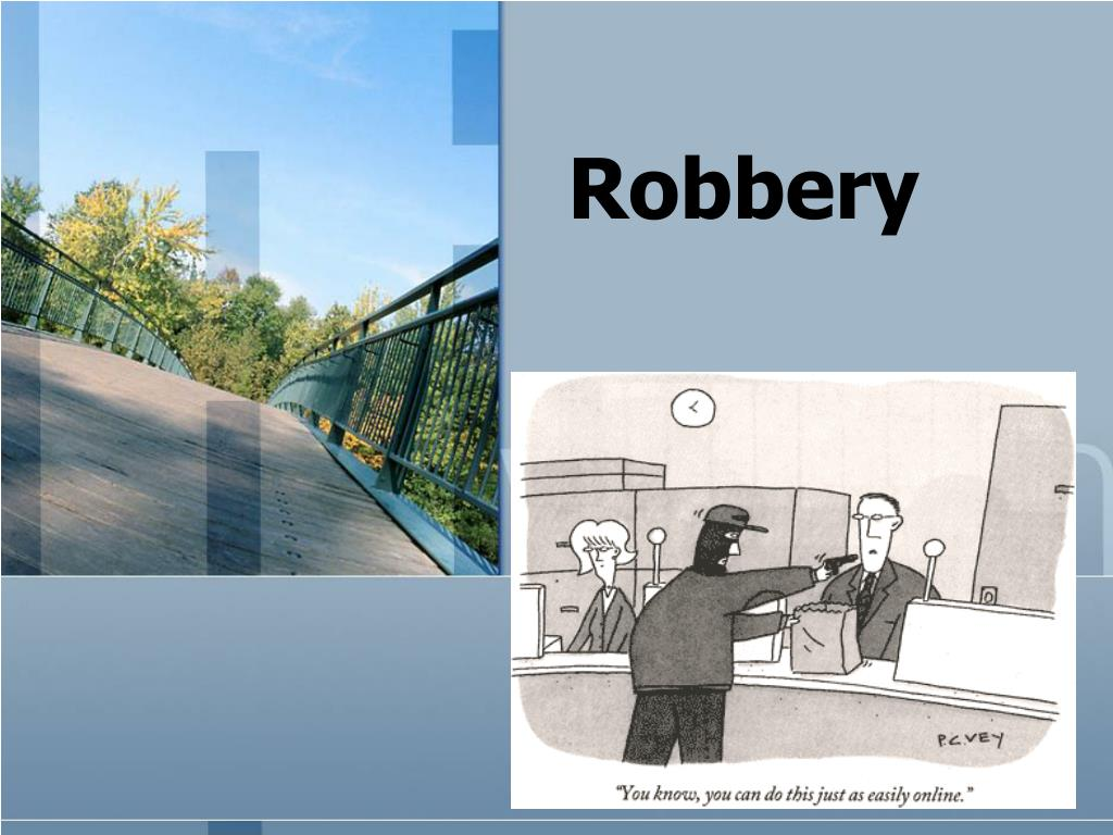 robbery l.