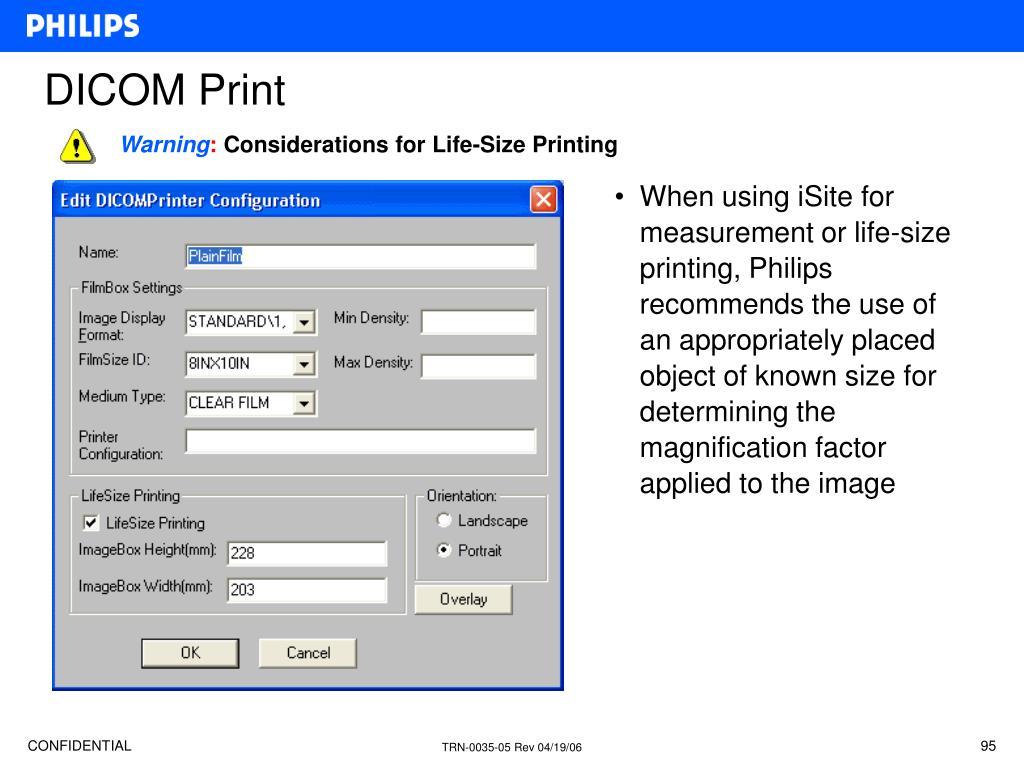 DICOM Print