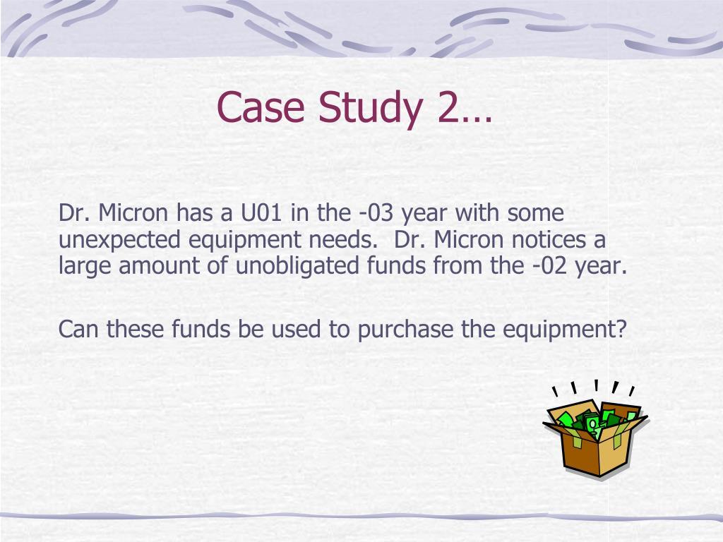 Case Study 2…