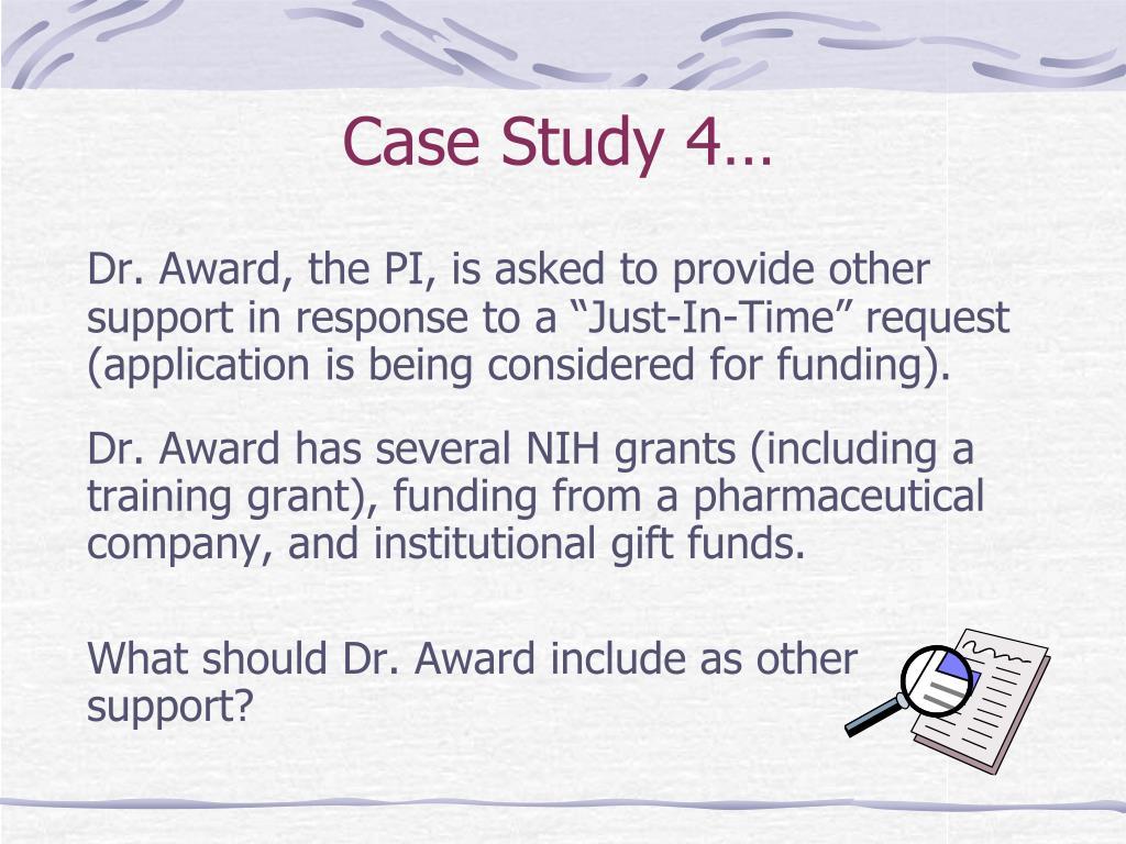 Case Study 4…