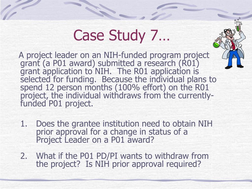 Case Study 7…