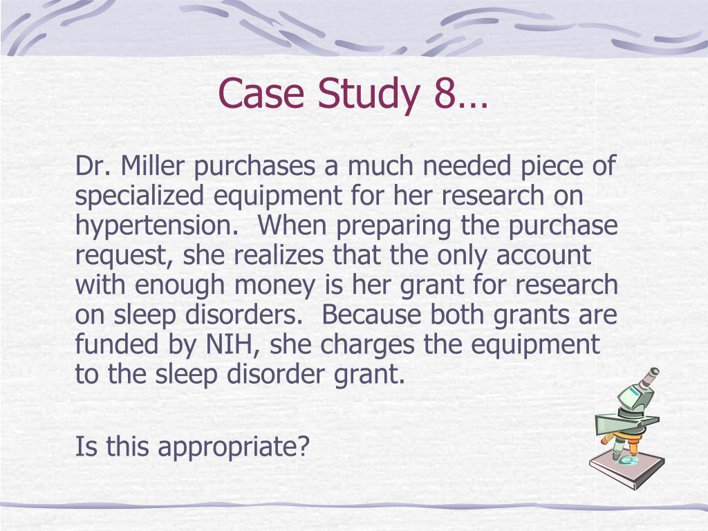 Case Study 8…