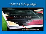 1507 2 9 3 drip edge