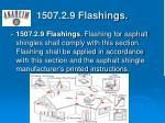 1507 2 9 flashings