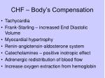 chf body s compensation