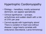 hypertrophic cardiomyopathy47
