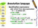 annotation language15