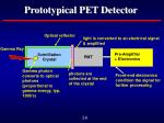 prototypical pet detector