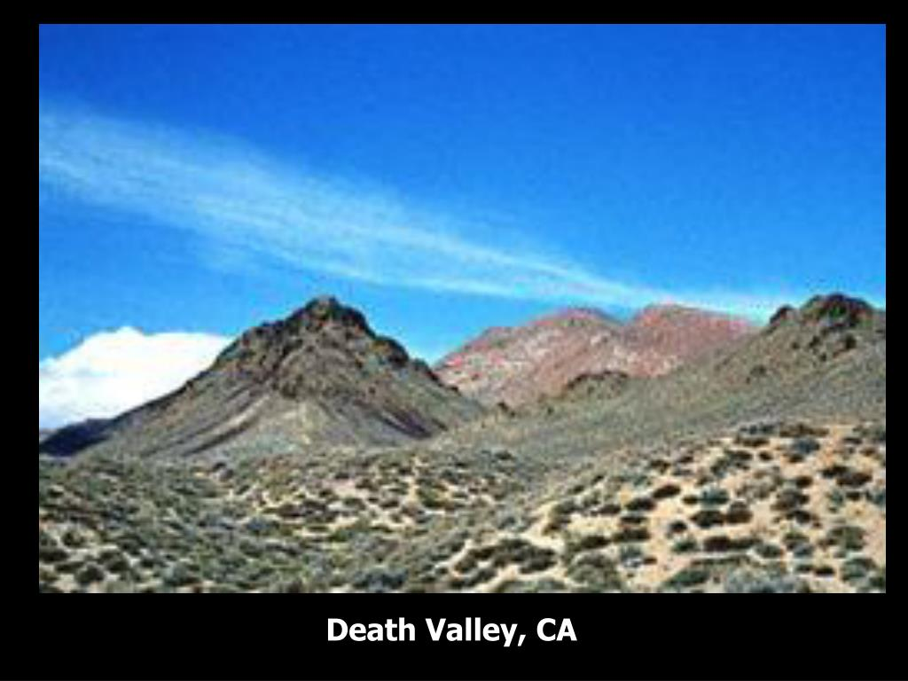Death Valley, CA