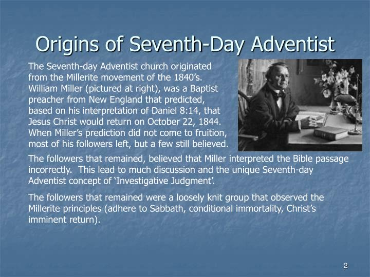 seventh day adventist practices