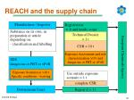 reach and the supply chain