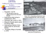 1970 s fulfilling the dream of the original founders schaumburg becomes a great municipality