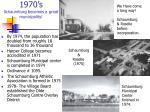 1970 s schaumburg becomes a great municipality