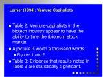 lerner 1994 venture capitalists4