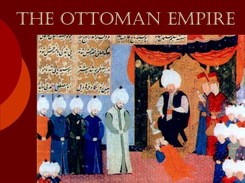 the ottoman empire l.