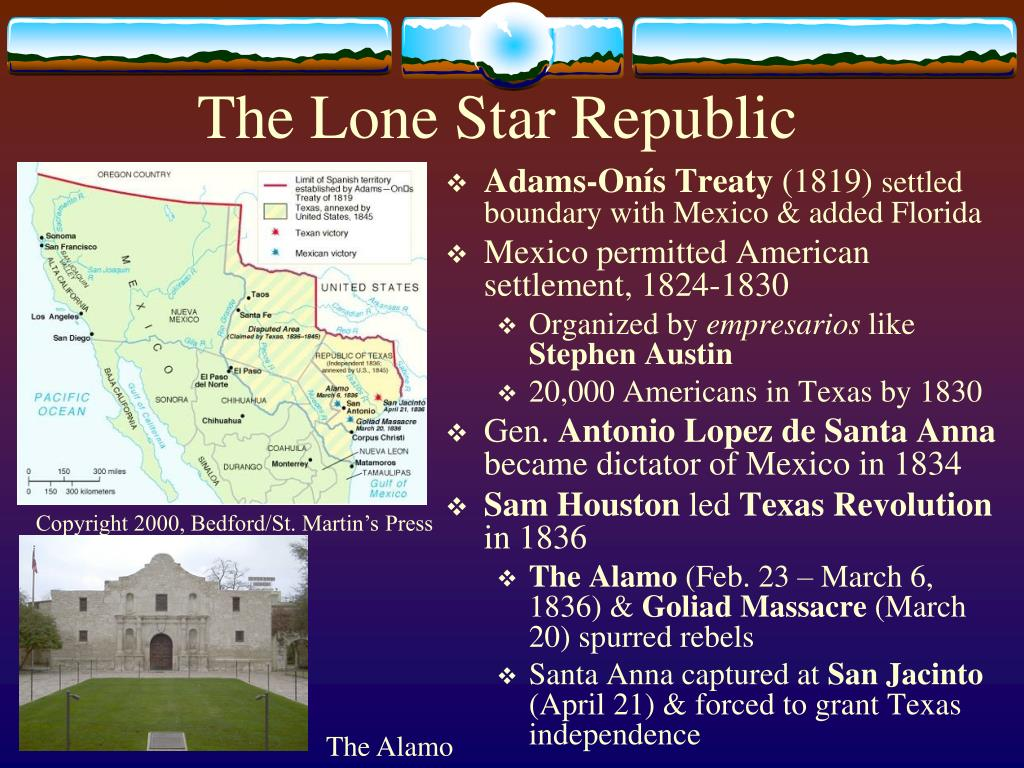 The Lone Star Republic
