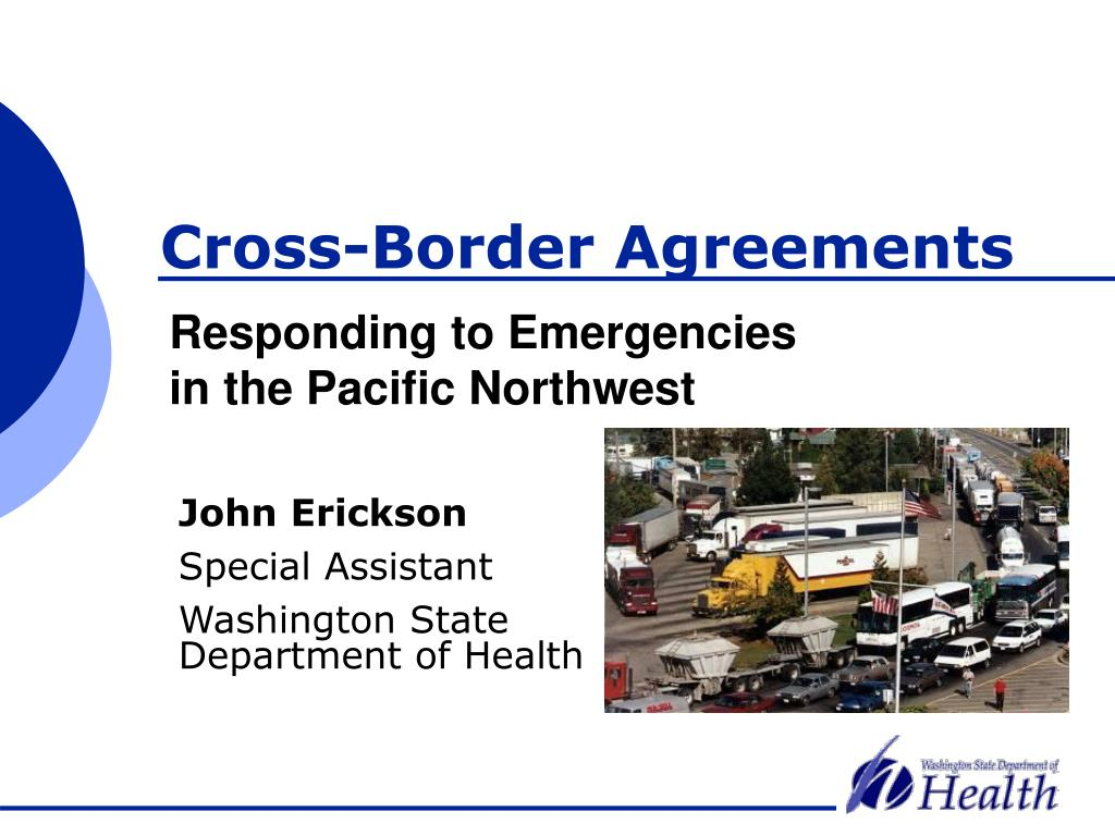 responding to emergencies in the pacific northwest l.