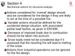 section 4 mechanical actions for structural analysis31