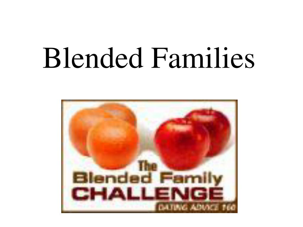 blended families l.