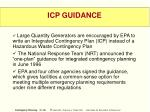 icp guidance