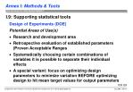 i 9 supporting statistical tools14