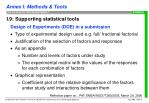 i 9 supporting statistical tools15