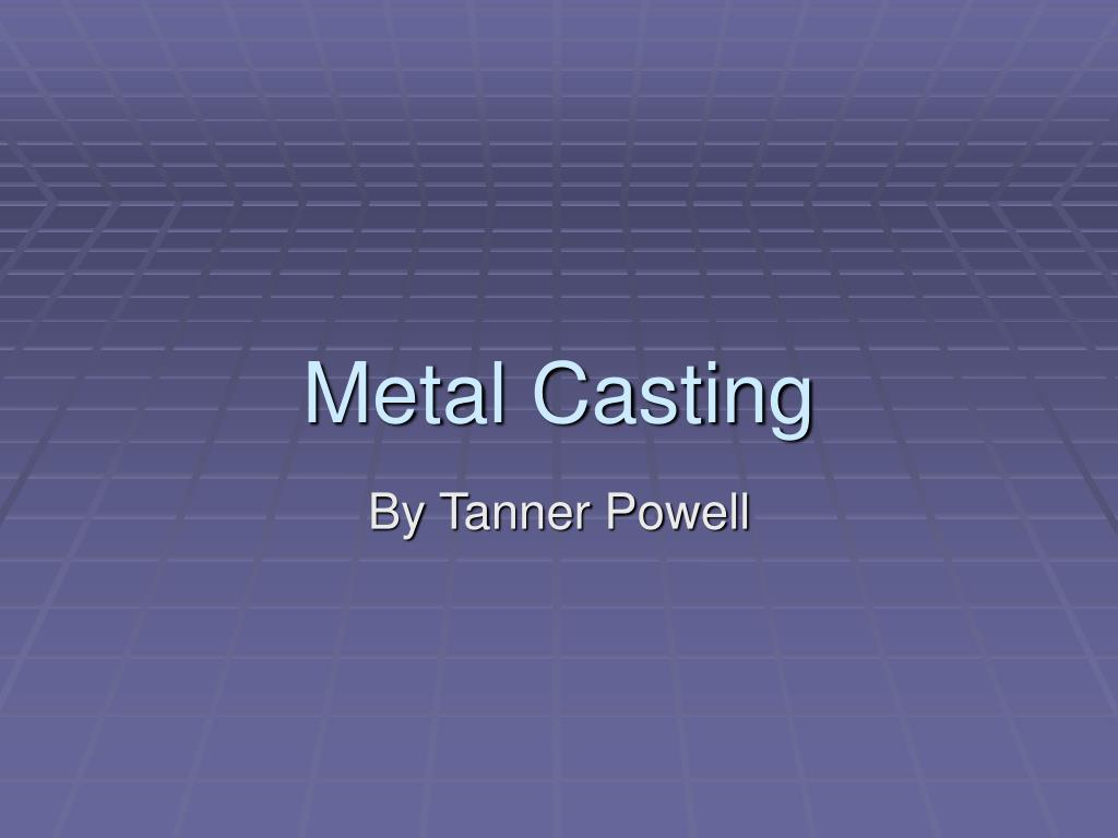 metal casting l.
