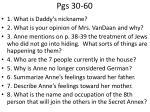 pgs 30 60