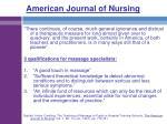 american journal of nursing14
