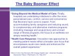 the baby boomer effect52