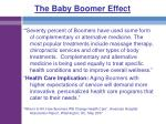 the baby boomer effect53