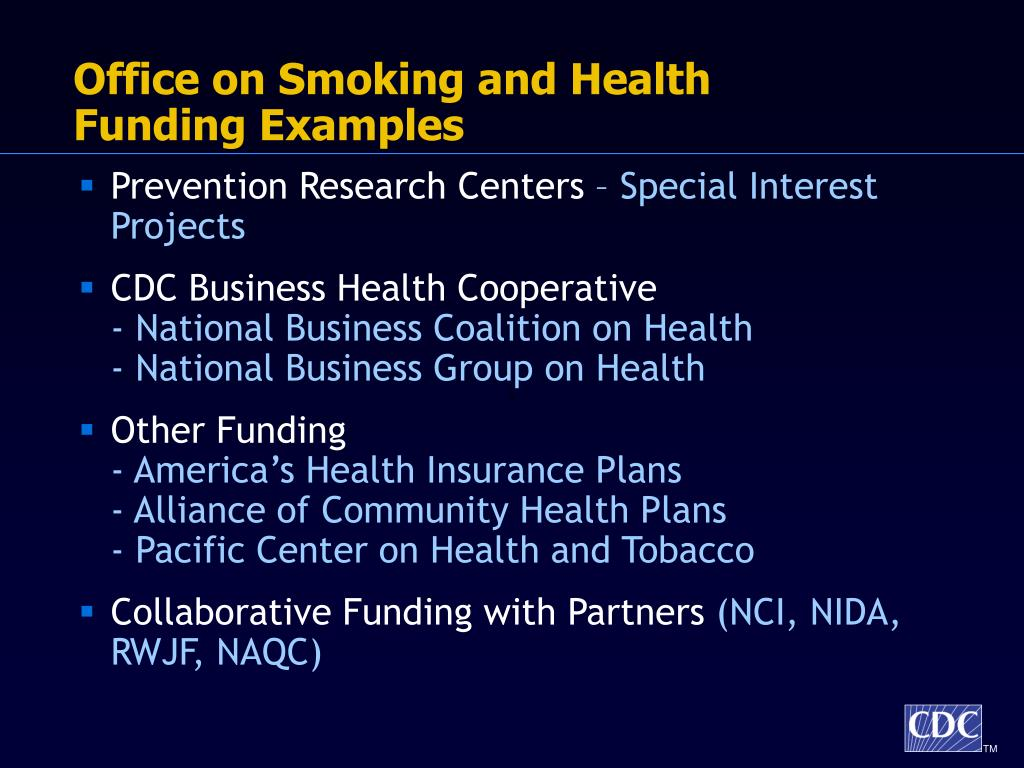 Office on Smoking and Health