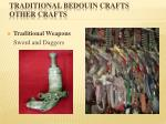 traditional bedouin crafts other crafts1