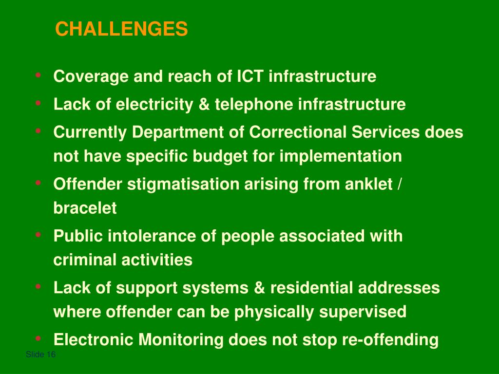 Coverage and reach of ICT infrastructure