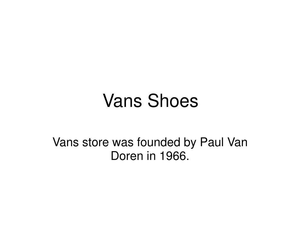 vans shoes l.