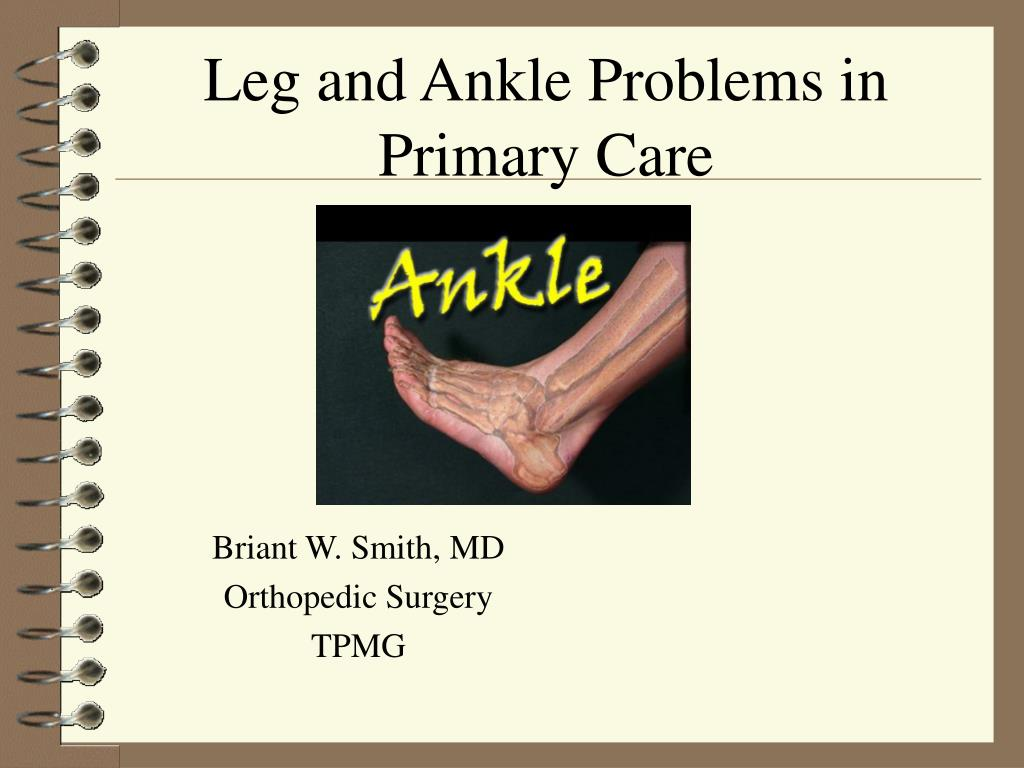briant w smith md orthopedic surgery tpmg l.