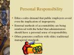 personal responsibility19