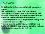 ba hakem