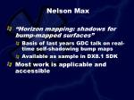 nelson max