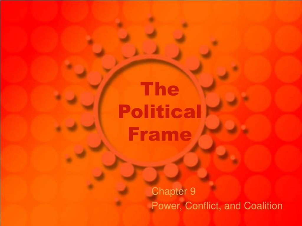 the political frame l.