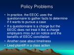 policy problems37