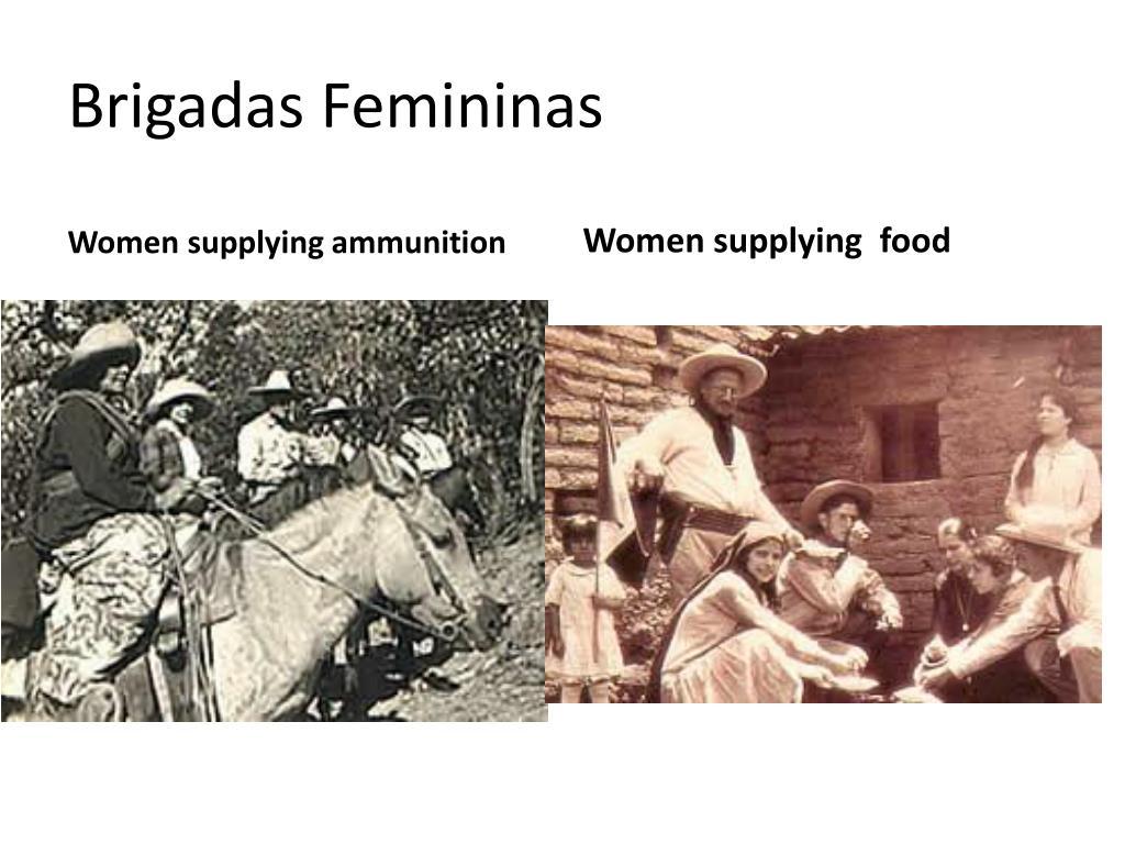 Brigadas Femininas