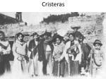 cristeras
