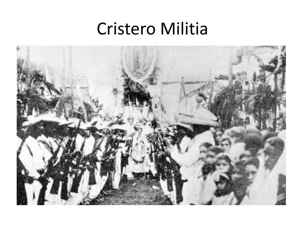 Cristero Militia