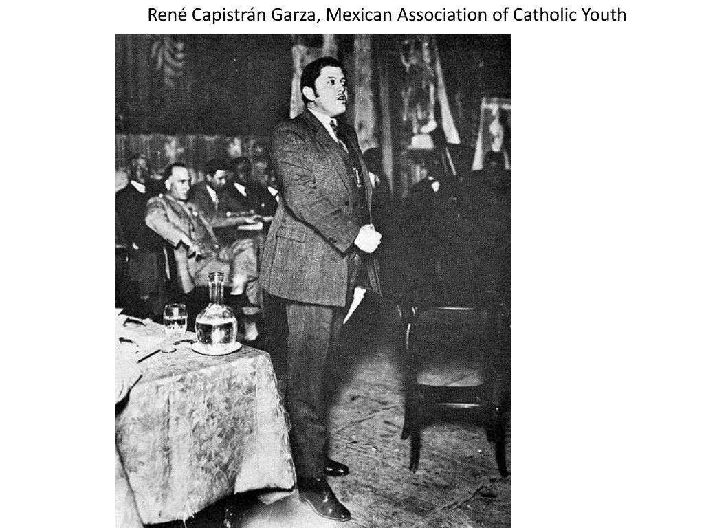 René Capistrán Garza,
