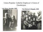 union popular catholic employer s union of guadalajara