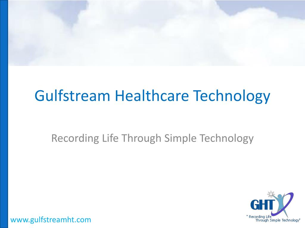 gulfstream healthcare technology l.