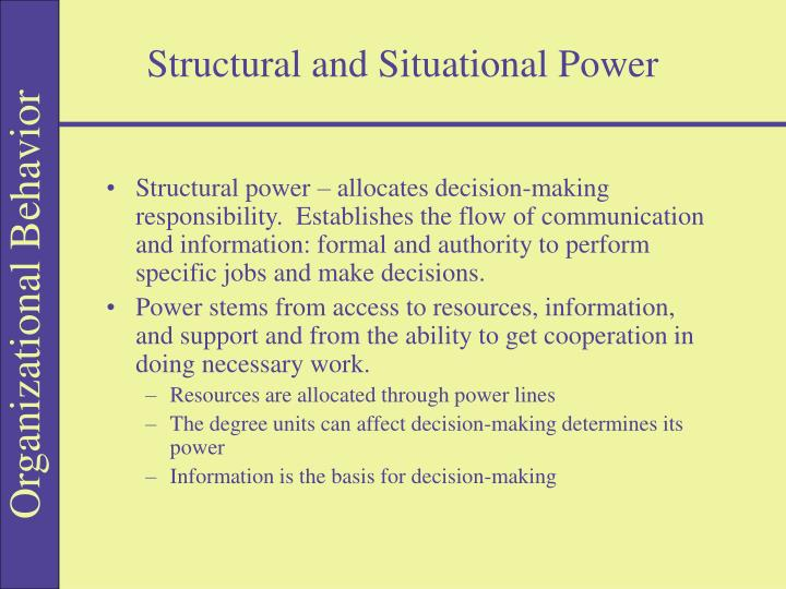 identify formal and informal power structures 1 answer to what are the principal sources of a manager's formal power and the current formal and informal power structures in the identify the most.